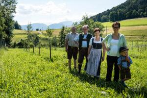 Am Gutenmann / Familie Steurer