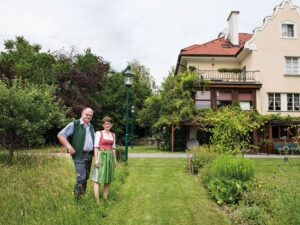 Mostheuriger Familie Woltron