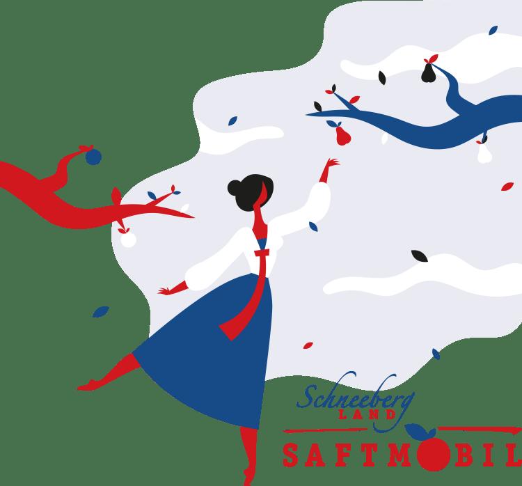 Schneebergland Saftmobil